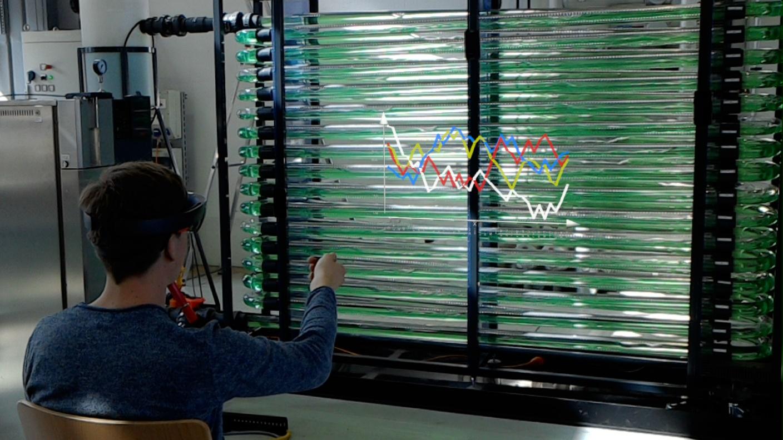 Vorschau für das Forschungsprojekt: Perception of 2D Visualizations in Augmented Reality