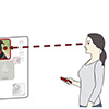 Look & Touch: Gaze-supported Target Acquisition