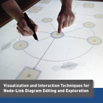 Visualization and Interaction Techniques for Node-Link Diagram Editing and Exploration