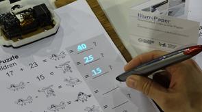 Vorschau für das Forschungsprojekt: IllumiPaper: Illuminated Interactive Paper
