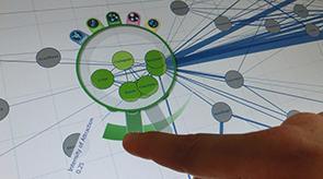 Vorschau für das Forschungsprojekt: MultiLens – Multi-Touch Lenses for Information Visualization