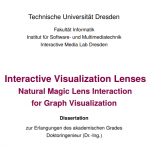 Interactive Visualization Lenses: Natural Magic Lens Interaction for Graph Visualization