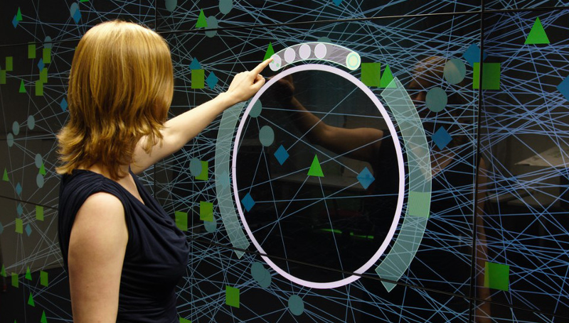 Preview for research project: Interactive Visualization Lenses (Ulrike Kister)