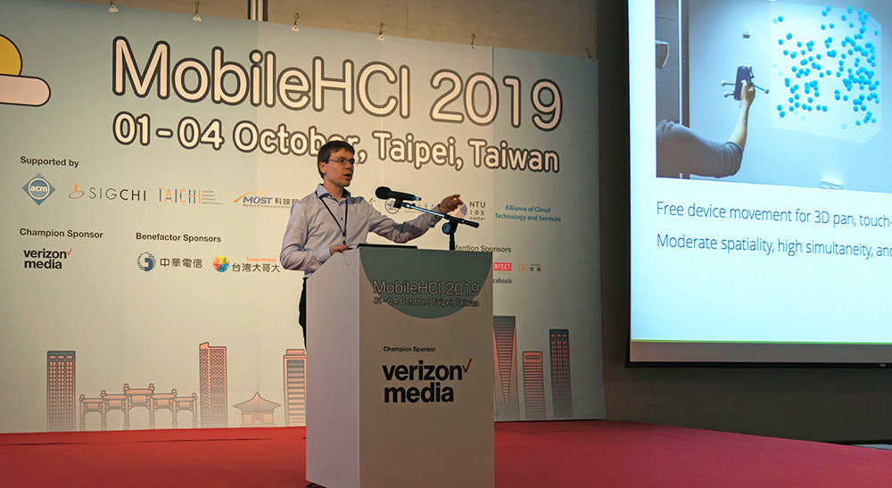 MobileHCI 2019